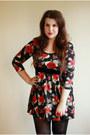 Black-matalan-dress