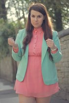 Primark blazer - lavish alice dress