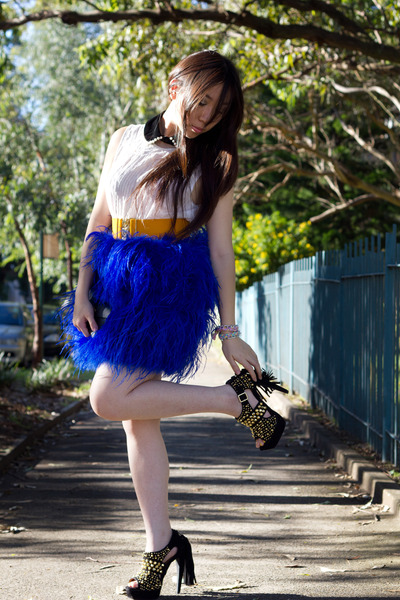 c67c21d4d0c3 ... norway blue feather zara skirt prada bag orange unknown belt d29f6 e5df7
