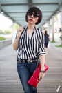 Red-miu-miu-bag-navy-levis-jeans-crimson-salvatore-ferragamo-sunglasses