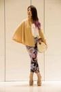 Gucci-bag-floral-asos-pants-ruffled-maison-168-top-camilla-skovgaard-heels