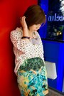 Dark-gray-glitter-topshop-boots-eggshell-polka-dot-brucelee-shirt
