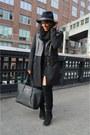 Suede-bdg-boots-knit-h-m-dress-leather-zara-coat-zara-hat