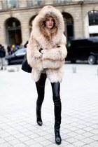 off white Zara blouse