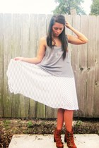 Jeffrey Campbell boots - Cope dress - Billabong top