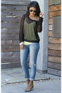 Fishnet-forever-21-sweater-boyfriend-jeans-urban-outfitters-jeans
