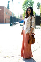 knitted Zara skirt