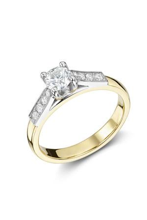 diamond ring Steven Bourke ring