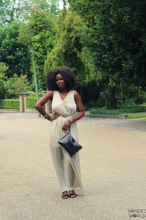 maxi dress Topshop dress