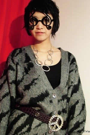 sunglasses - sweater - accessories