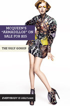 Mcqueen's Armadillos for $25 in The Ugly Gossip
