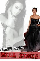 Mila Kunis: CELEB STYLE ICON