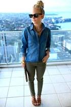 rag & bone jeans - Blank Denim shirt