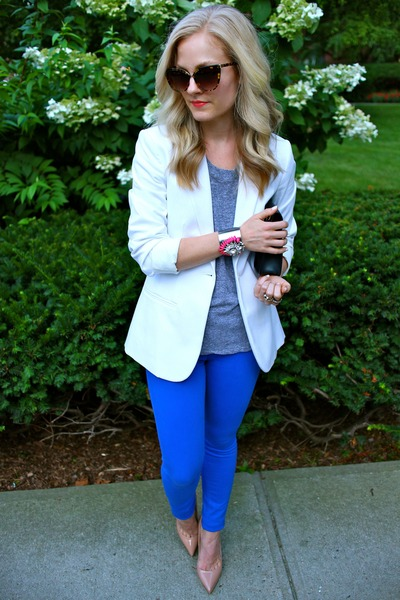 Hudson jeans - Theory blazer