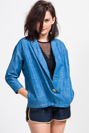 Objects Without Meaning blazer
