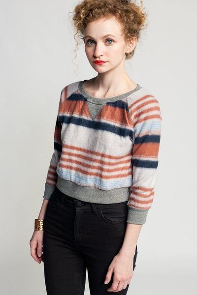 Lifetime sweater