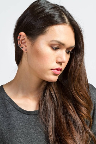 just female earrings