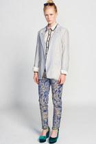 Line-dot-blazer
