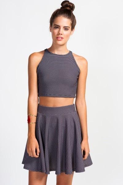 Glamorous skirt
