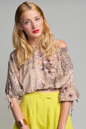 Mink Pink blouse