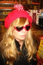 American Apparel hat - sunglasses
