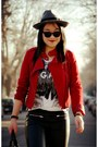 Red-forever-21-jacket