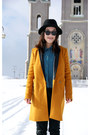 Gold-topshop-coat