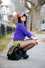 Black-jeffrey-campbell-boots-deep-purple-h-m-sweater