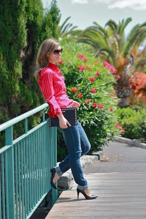 Mango jeans - Michael Kors bag