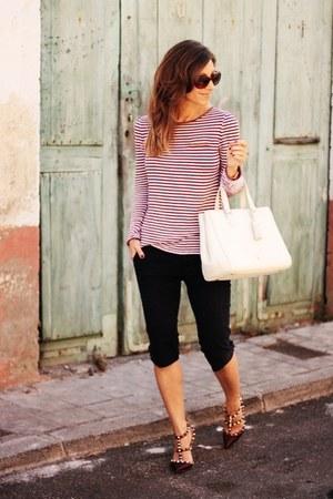 Massimo Dutti t-shirt - Zara pants