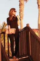 purificación garcía bag - Zara top