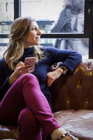Zara coat - Valentino heels