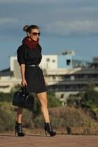 Michael Kors boots - Furla bag