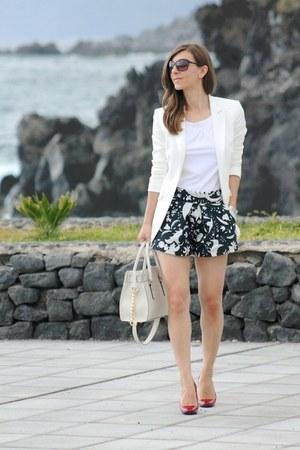 Pennyblack blazer - Zara shorts