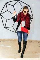 liu jo jeans - DKNY bag
