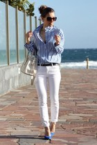 Zara shirt - Zara jeans