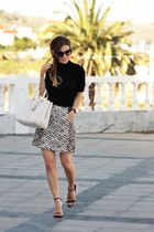 Zara skirt - MARC CAIN top