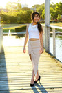 Twist-skirt-tobi-skirt-crop-top-boohoo-top