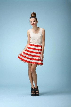 red West 36th dress