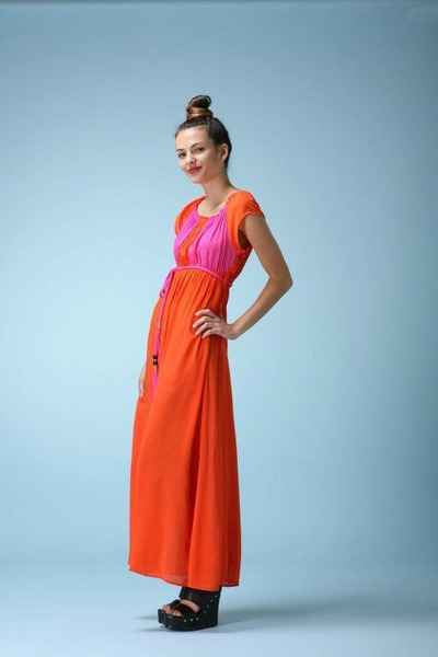 maxi dress West 36th dress