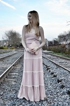 light pink Ella Moss dress