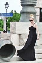 black bela dress - black Joe Fresh sunglasses