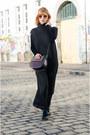 Knit-maxi-dress-urban-outfitters-dress-vegan-matt-nat-bag