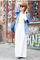 kimono Urban Renewal jacket - palazzo moussy pants