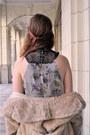 Amethyst-thrifted-vintage-dress-camel-thrifted-vintage-jacket-eggshell-atseo