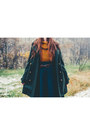 Forest-green-pea-coat-american-eagle-coat-tawny-free-people-sweater
