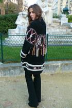 black Isabel Marant vest