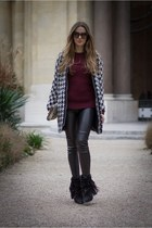 Zara jacket - Isabel Marant sweater