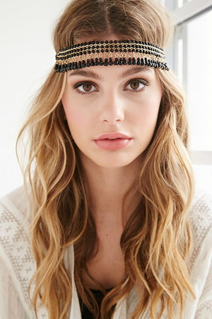 luulla ring - Forever 21 hair accessory - Forever 21 hair accessory