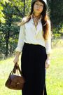 Beige-vintage-blouse-black-vintage-skirt-brown-vintage-boots-orange-vintag